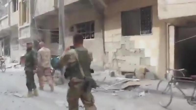 Kein Giftgasangriff in Douma