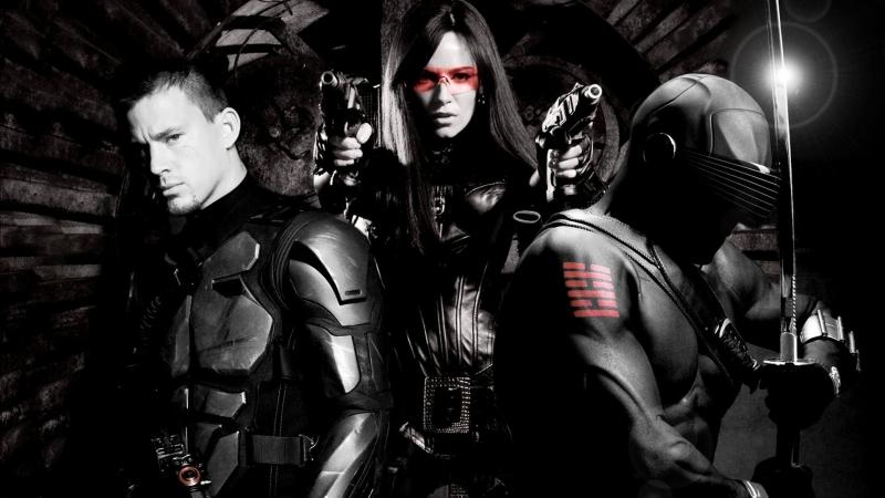 Бросок кобры / G.I. Joe: The Rise of Cobra (2009) Перевод А.Гаврилов