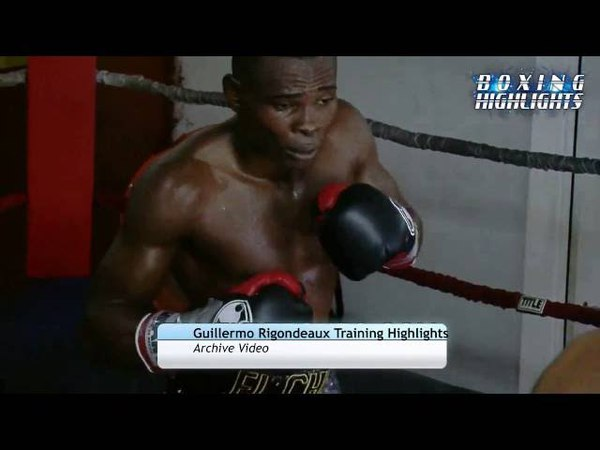 Guillermo Rigondeaux TRAINING HIGHLIGHTS
