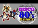 Golden Oldies Disco Dance Music ♫ Euro Disco 80s 90s Megamix ♫ Classic Disco Dance hits ever