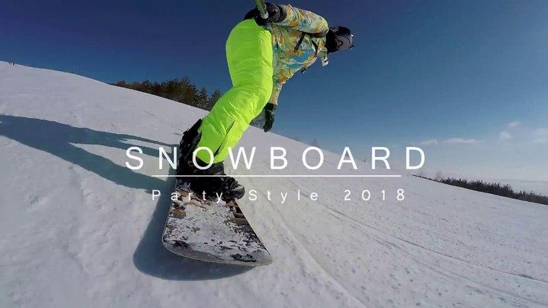 Snowboard | Funcarve | Khavinsk 25032018