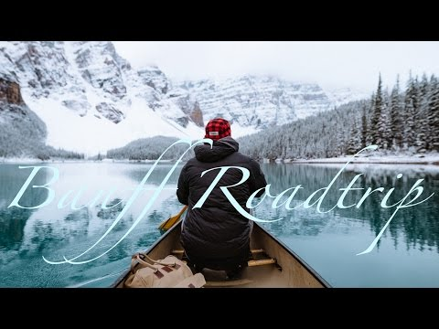 Winter Banff Road Trip