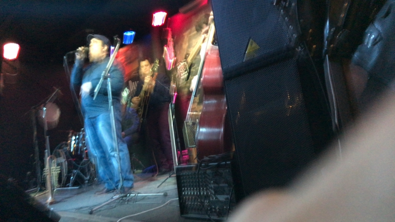 Sweet hot jazz band @bashni club