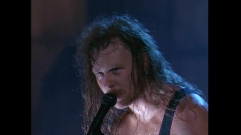 Metallica. Live Shit Binge Purge. Seattle.