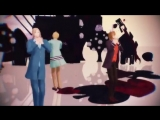 Uta no Prince-sama音注意お借りしたものは動画内に掲載しています - - 衣装はLostAliceな紅茶組でライアーダンス捏造w