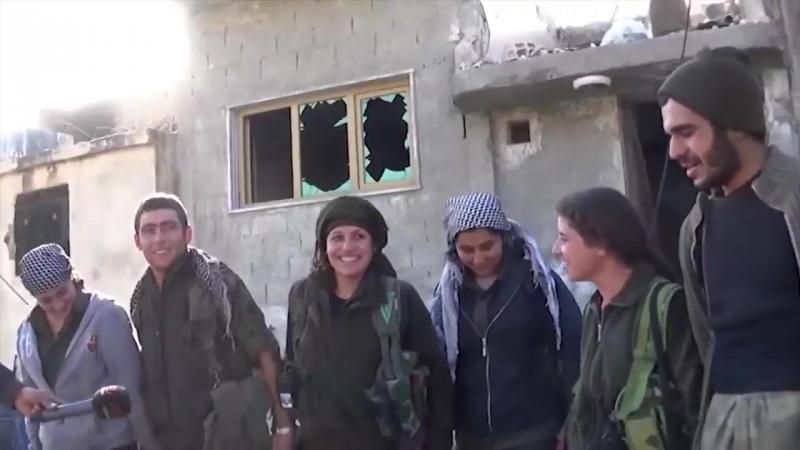 Кобани это борьба женщин