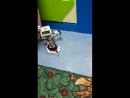 Робот-пылесос лего