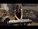 DIMMU BORGIR «The Mourning Palace» 1997 (Piano cover by Elena Feneva)