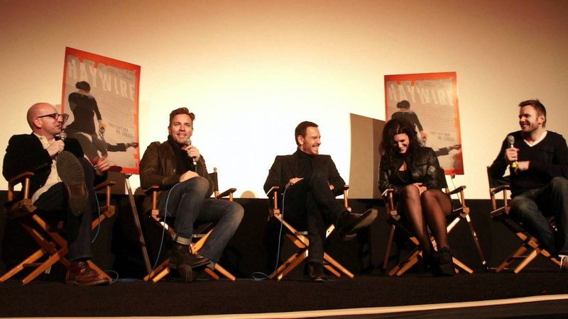 AFI FEST: Haywire Q A with Steven Soderbergh and cast Part 1