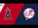 AL / 25.05.18 / LA Angels @ NY Yankees (1/3)