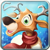 Reindeer Rush [Мод: много денег]