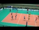 Волейбол Женщины чемпионат России Ленинградка - Метар 04_02_2018