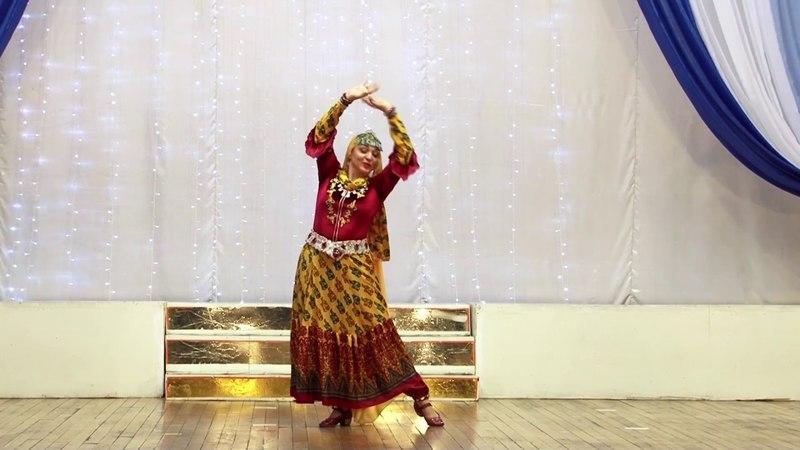 Ирина Зимина. Гала-концерт 4 Фестиваля восточного танца Авалим, г.Орск, 31 марта 2018г.