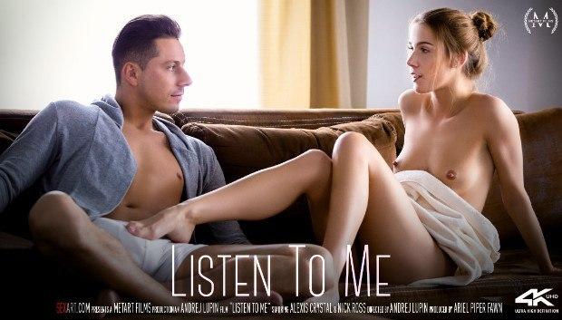 WGPORNO SexArt - Listen To Me