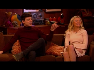 The chris ramsey show 2x03 - matt richardson, georgia toffolo