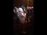Бабушка танцует под песню Миши Смирнова