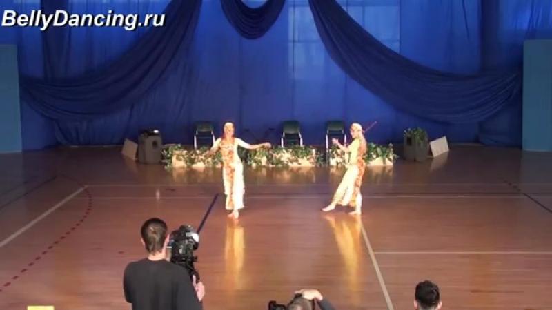 Алена Блохина и Екатерина Шпак. Oriental Arbat Cup 2015 19377