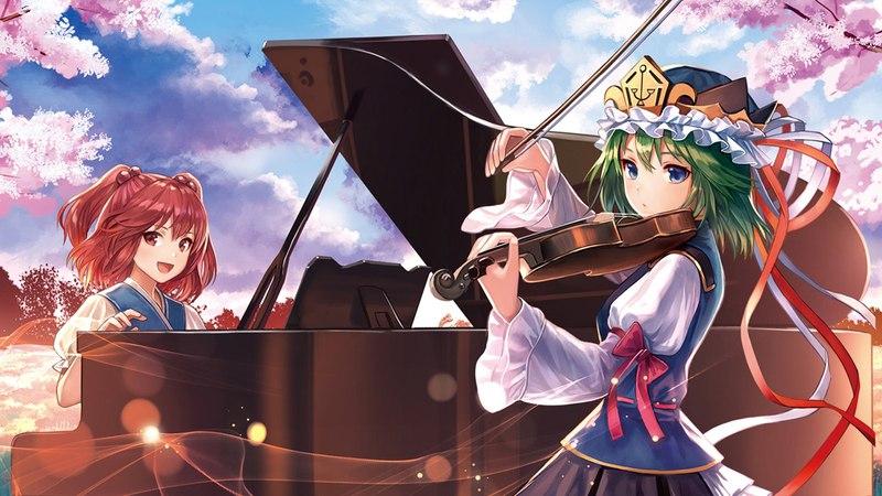 【東方Violin/Piano】 Eastern Judgement in the Sixtieth Year ~ Fate of Sixty Years 「TAMUSIC」