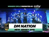 DM Nation 1st Place Team Division Winners Circle World of Dance New Jersey 2018 #WODNJ18