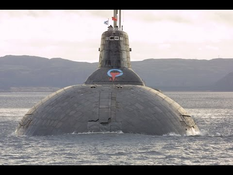 (5) Inside of Class Typhoon Atomic Submarine - Military Documentary - YouTube
