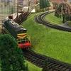 Интерактивный Вендинговый макет железной дороги