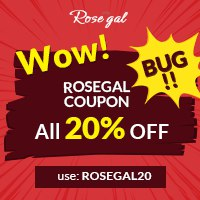 Rosegal -Your Online Fashion