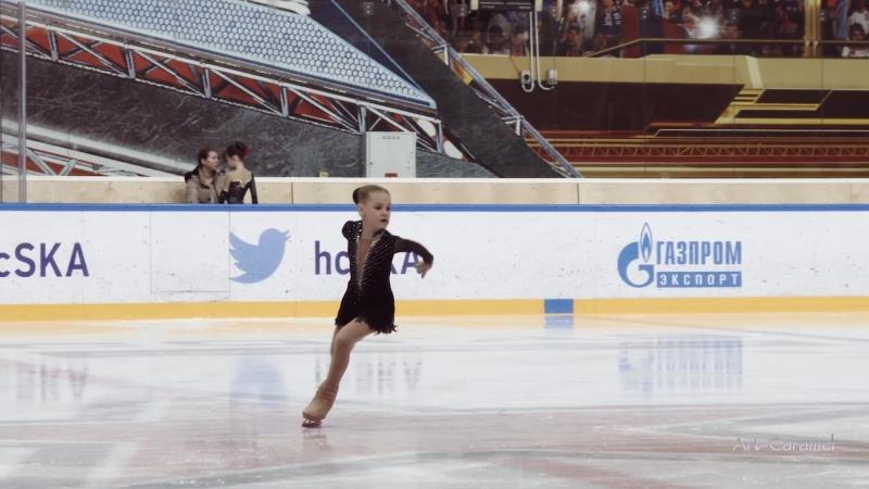 Алёна Логачёва Звёздный Лёд 20180423 Ice Diamonds G 1U 2009-2011