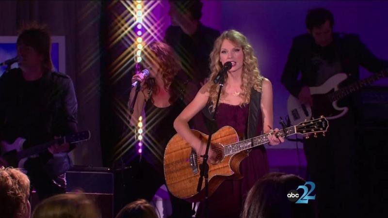 Taylor Swift - Love Story (2009, alternate version)