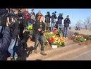 10 апреля Одесса . Аллея Славы.митинг возле памятника Неизвестному Матросу