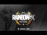 Rainbow 6 Pro League. PENTA Sports vs ARES eSports | beGenius vs Millenium