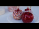 Just Apple. Яблоки в карамели. Кейтеринг 14.04.2018