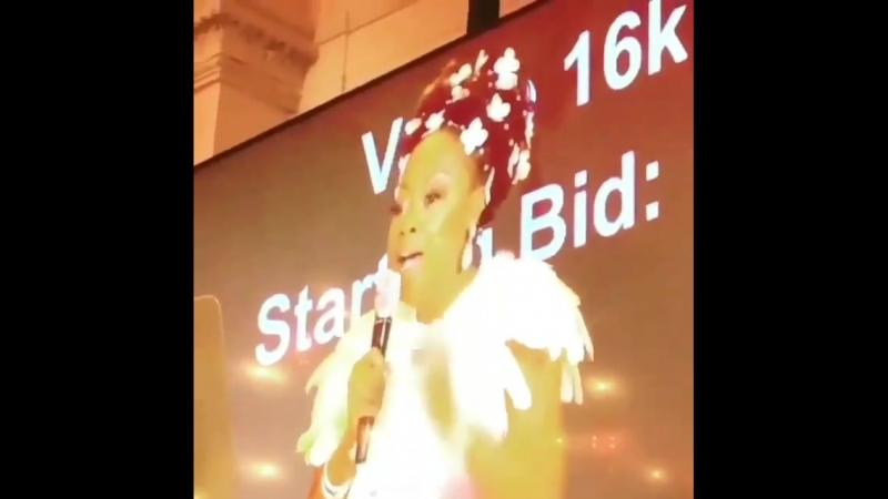 Blue Ivy Carter stole the show at a recent art auction. Swipe left to watch the 6-year old bid up to $19,000 USD for fine art.