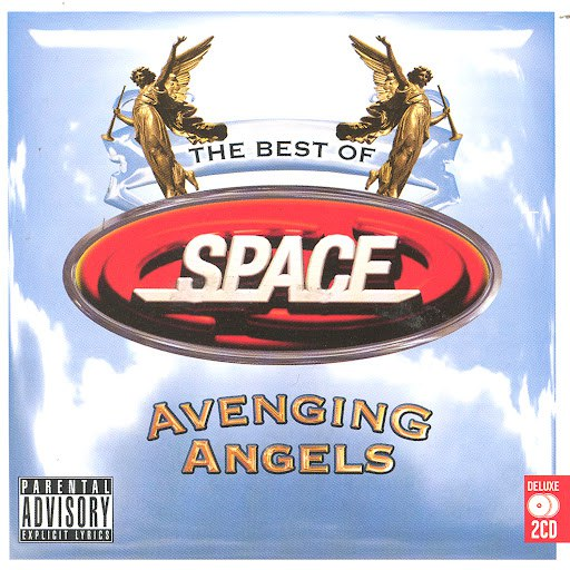 Space альбом Avenging Angels: The Best Of Space