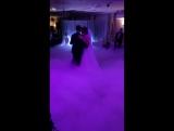 Наш перший весільний танець)))*