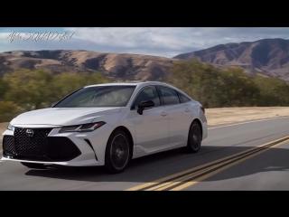 New Toyota avalon 2018
