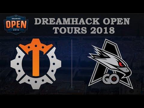 [Condensed CSGO] Torqued vs AGO Map1 @Train | DreamHack Open Tours 2018 (20.05.2018)