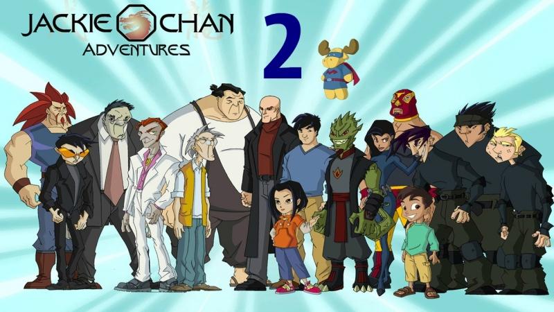 Приключения Джеки Чана 2 сезон 30 серия