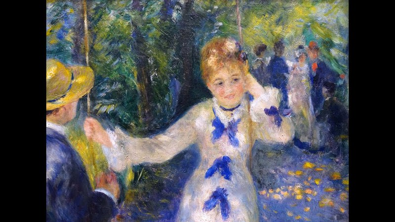 How to Recognize Renoir: The Swing