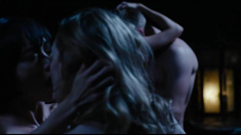 Orgy Scene - Sense8 2x01 Christmas Special