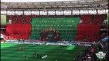 Перфоманс, пиро, гол, празднование чемпионства на матче Локомотив-Зенит 1:0 (29 тур. 5 мая)