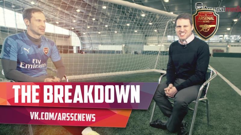 The Breakdown Petr Cech Masterclass