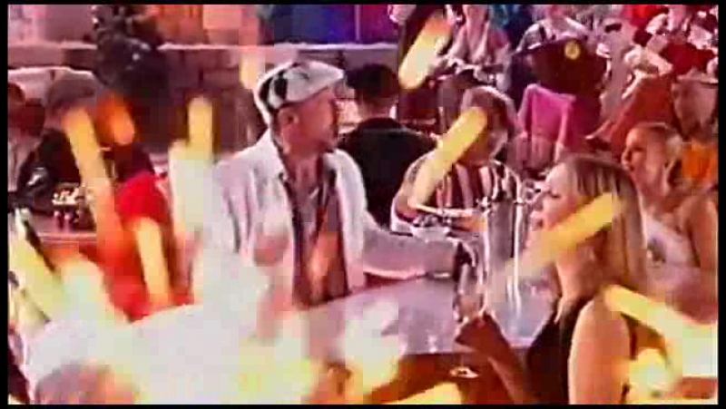 Серега - Чёрный бумер (новогодняя ночь на первом 2004-2005)