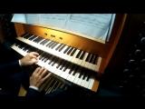 Felix Mendelssohn Ostinato (Passacaglia) _ Феликс Мендельсон Остинато