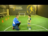 Юный футболист нашего клуба - Тимур