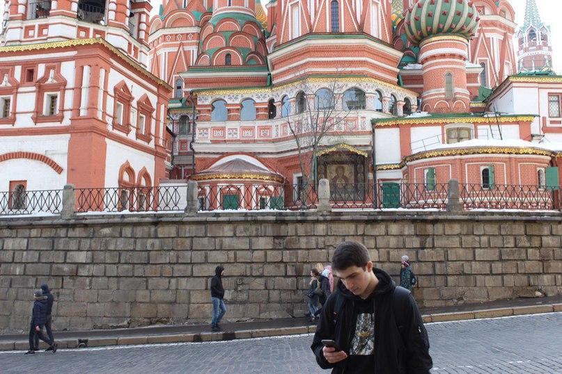 Даниэль Кувшинов | Москва