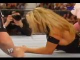 Wrestlemania 21 - Mickie James vs Trish Stratus