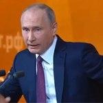 Прямая трансляция: Большая пресс-конференция Путина