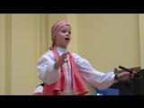 Выступает Полина Олещук
