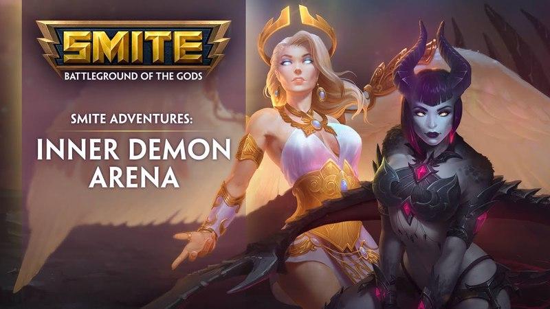 SMITE - New Adventure - Inner Demon Arena