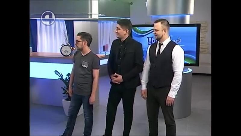 Шоу импровизации Кадры в эфире 4 канала 14 марта 2018 » Freewka.com - Смотреть онлайн в хорощем качестве